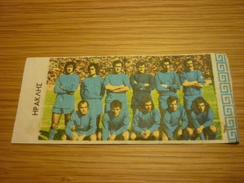 Iraklis Football Team Old Greek Trading Banknote Style Card From '70s - Sports