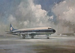 KLM'S LOCKHEED PROP JET ELECTRA (dil201) - Aviation