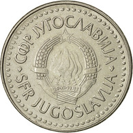 Yougoslavie, 100 Dinara, 1985, TTB+, Copper-Nickel-Zinc, KM:114 - Joegoslavië