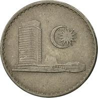 Malaysie, 20 Sen, 1968, Franklin Mint, TTB, Copper-nickel, KM:4 - Malaysie