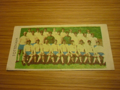 Tottenham Hotspur UK U.K. Football Team Old Greek Trading Banknote Style Card From The '70s - Sports