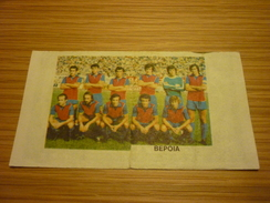 Veroia Veria Greece Football Team Old Greek Trading Banknote Style Card From The '70s - Sports
