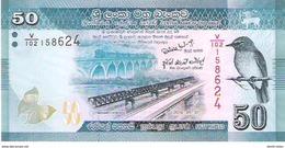 Sri Lanka - Pick 124 - 50 Rupees 2010 - Unc - Sri Lanka