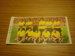 Aris Greece Football Team Old Greek Trading Banknote Style Card From The '70s - Sports