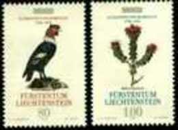 Cept 1994 Liechtenstein Yvertnr. 1020-21*** MNH Faune Et Flore Cote 3,25 Euro - 1994