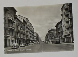 TORINO - Corso Giulio Cesare - Auto - Furgone Lavazza - Tram / Filobus - Altri