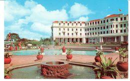 POSTAL   LOURENÇO MARQUES - MOZAMBIQUE - PISCINA Y JARDINES DEL HOTEL POLANA - Mozambique