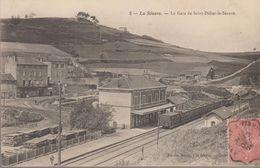 La Séauve - La Gare De Saint Didier La Séauve - France
