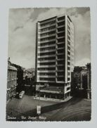 TORINO - Via Pietro Micca - Filobus / Tram - Grattacielo - 1953 - Italy