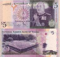 TONGA     5    PAANGA     P39      ( ND   2008 ) - Tonga