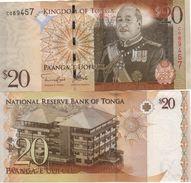 TONGA     20    PAANGA     P41      ( ND   2008 ) - Tonga