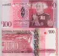 TONGA     100    PAANGA     P43      ( ND   2008 ) - Tonga