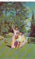 Florida Tallahassee Killearn Gardens Dancers
