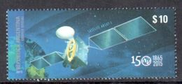 Argentine - 150 Ans IUT/ITU - Satellite Arsat-1 - 2015** - Argentine