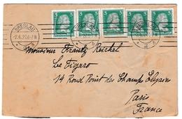 Breslau 1927 - Brief Lettre Letter - Deutschland