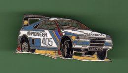 PEUGEOT 405 *** TIG N°2 *** Signe Démons & Merveilles *** 00101 - Car Racing - F1