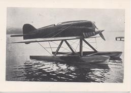 MACCHI M 39 - 1919-1938: Entre Guerras