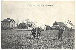 CP 778  CPA De Warhem (59) Le Pont De Millebrugghe - Autres Communes