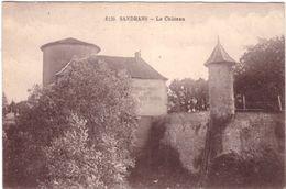 Sandrans Le Chateau - Francia