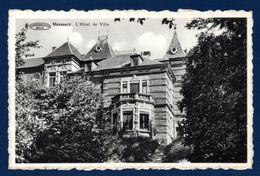 Messancy . Hôtel De Ville  Depuis 1970. ( Château Jules Tesch- 1896) - Messancy