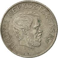 Hongrie, 5 Forint, 1989, Budapest, TTB, Copper-nickel, KM:635 - Hongrie