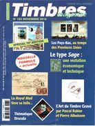 REVUE TIMBRES MAGAZINE N° 183 De Novembre 2016 - Magazines
