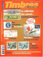 REVUE TIMBRES MAGAZINE N° 184 De Décembre 2016 - Magazines