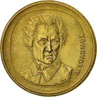 Grèce, 20 Drachmes, 1990, TTB, Aluminum-Bronze, KM:154 - Grèce