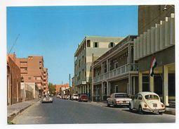 Lybie--TOBRUK--TOBROUK--1979--Rue De La République (voitures VW Et Mercédès )..............à Saisir - Libyen