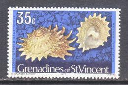 ST. VINCENT  GRENADINES  45    **    SEA SHELLS - St.Vincent (...-1979)