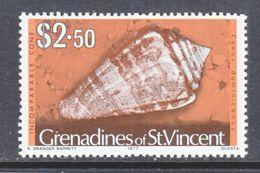 ST. VINCENT  GRENADINES  49    **    SEA SHELLS - St.Vincent (...-1979)
