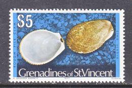 ST. VINCENT  GRENADINES  50    **    SEA SHELLS - St.Vincent (...-1979)
