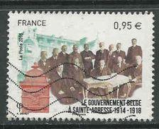 Frankrijk Yv 4934 Jaar 2015,  Gestempeld, Zie Scan - France