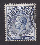 Falkland Islands, Scott #33, Used, George V, Issued 1912 - Falkland Islands