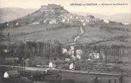 12 - SEVERAC-le-CHATEAU - Sévérac Et Les Calquières - France