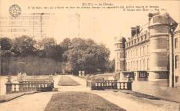 BELOEIL - Le Château - Le Tapis Vert Qui S'étend En Face Du Château - Beloeil