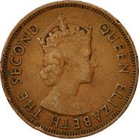 Mauritius, Elizabeth II, 5 Cents, 1971, TB+, Bronze, KM:34 - Mauritius