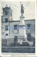 81661 ITALY BRONTE CATANIA MONUMENT FALLEN POSTAL POSTCARD - Italia
