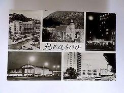 BRASOV ROMANIA Postcard Stamp Year 1968 Z1 - Postcards