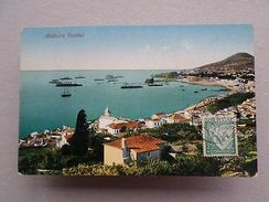 PORTUGAL MADEIRA FUNCHAL Postcard Stamp TCV LUSIADAS Year1931 Z1 - Postcards