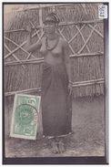 AOF - GUINEE - FEMME FOULAH - TB - Guinée Française