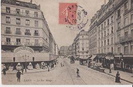 1041 - Paris - La Rue Monge - ND Phot - Arrondissement: 05