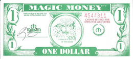 Maxim Casino - Las Vegas, NV - $1 Magic Money Coupon - Advertising
