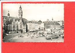 59 LILLE Cpsm Place Du Général De Gaulle                64 Edit Illisible - Lille