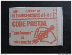 TB Carnet N° 1816-C5 , Neuf XX. - Carnets
