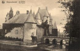 BELGIQUE - BRABANT FLAMAND - STEENOKKERZEEL - STEYNOCKERZEEL - Le Château - Het Kasteel. - Steenokkerzeel