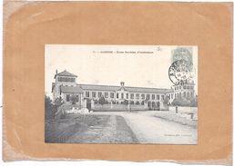 AUXERRE - 89 - Ecole Normale D'Instituteurs -- TON3 - - Auxerre