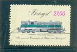 1981 PORTUGAL Y & T N° 1520 ( O ) Train - 1910-... République