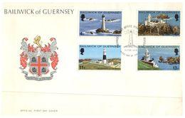 (555) Isle Of Man  FDC Cover - Landmarks 1978 - Isola Di Man