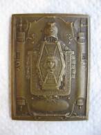 Médaille Union Des Sociétés D'Éducation Physique Et Preparation Au Service Militaire , Par Lafleur - Non Classificati